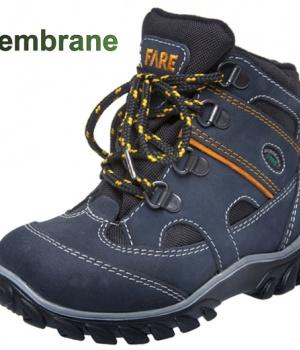 Dětské celoroční trekové boty Fare 826204 c9f095cd61