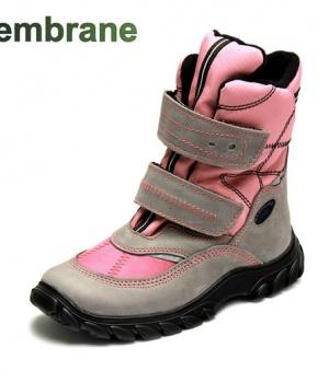 Dětské zimní nepromokavé boty Fare 2646152 a8e22045cd