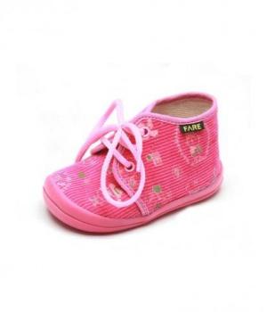 84a498c65e9 Dětské papuče šněrovací Fare 4011445