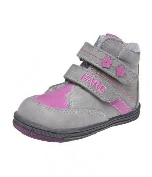 Dětské zimní boty kotníkové 2147151 FARE 7c0d92e439