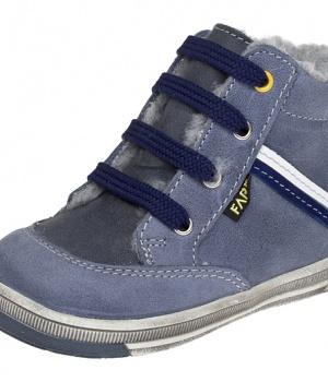 Dětské zimní boty kotníkové Fare 2144103 206608895c