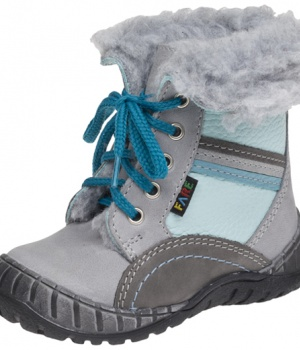 Dětské zimní boty kotníkové Fare 2145163 0337de2b3e