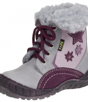 Dětské zimní boty kotníkové Fare 2145193 18426d7aaa