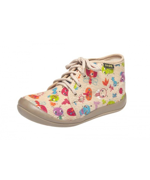 Zdravotní boty - Dětská domácí kotníčková obuv Fare e40bc613fb