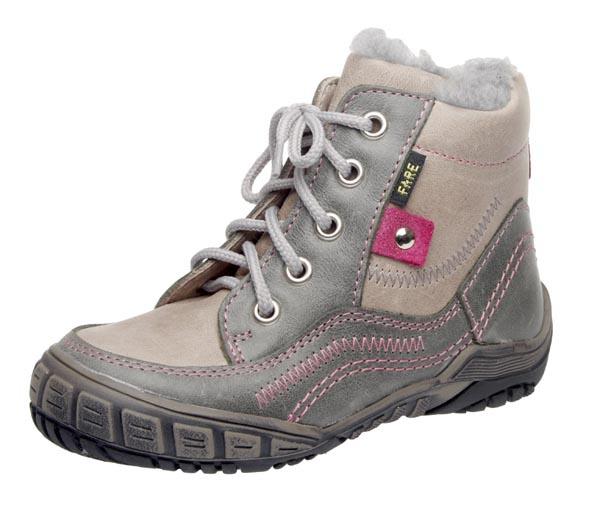 Zdravotní boty - Dětská zimní kotníčková obuv Fare b60b4b4094